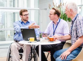 Behindertenpolitische Fachtagung vom 12.05.2021