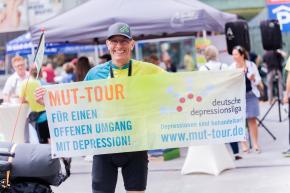 Das Projekt BEMpsy beteiligt sich an der MUT-Tour