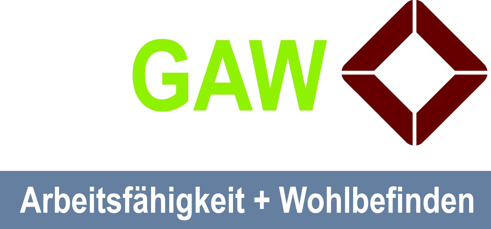 Logo der GAW