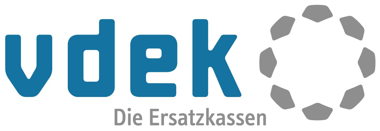 Logo der vdek